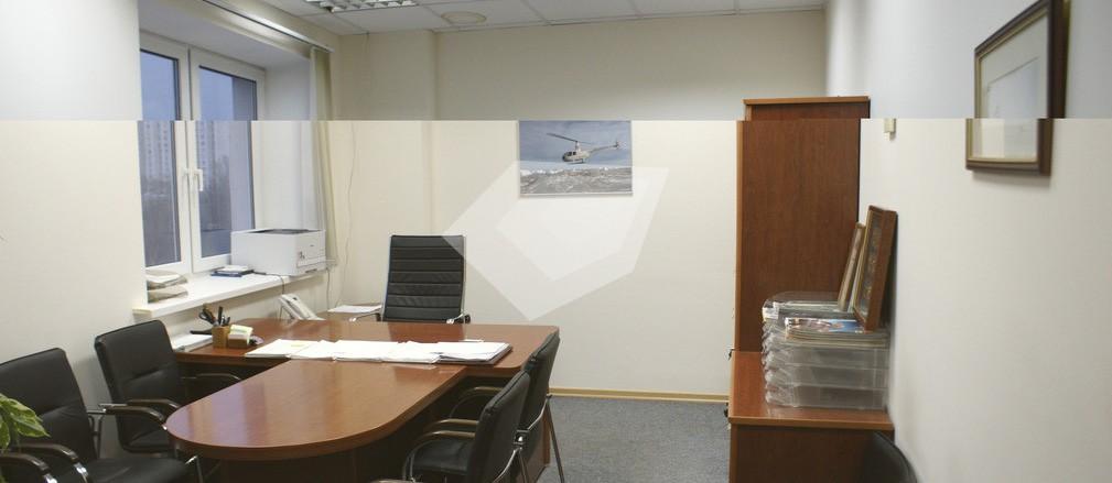 Аренда офисов карамышевская 44 снять помещение под офис Причальный проезд