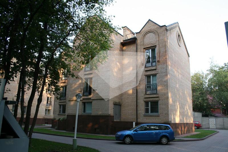 Помещение для персонала Хорошевского Серебряного Бора 3-я линия снять в аренду офис Маршала Бирюзова улица
