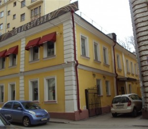 Аренда офиса 30 кв Благовещенский переулок готовые офисные помещения Кирпичная улица