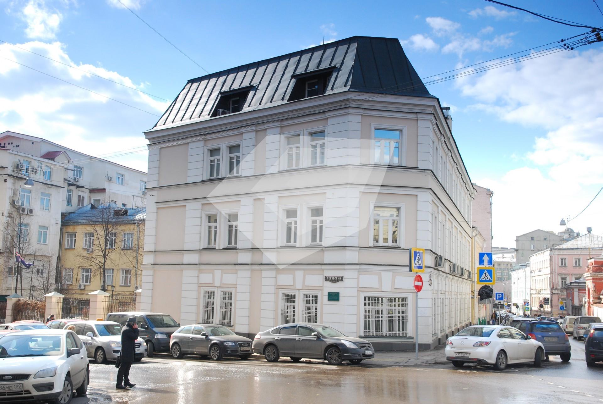 Аренда офиса 40 кв Серебряный переулок продажа коммерческая недвижимость можайск