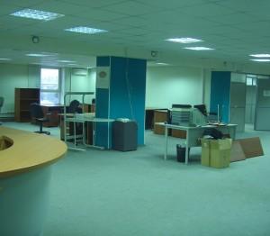 офисные помещения под ключ Орликов переулок
