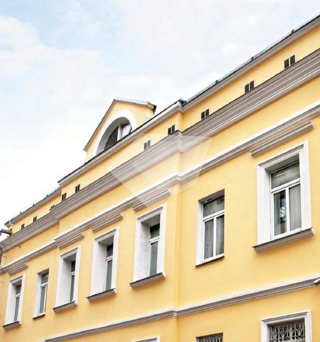 Снять помещение под офис Спасоналивковский 2-й переулок коммерческая недвижимость в новостройках по Москваскому шоссе