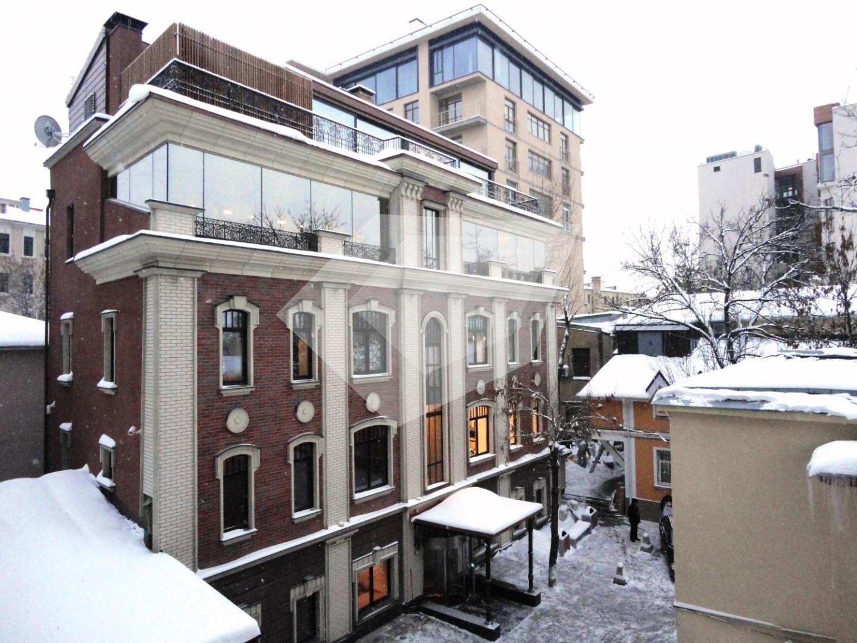 Аренда офисных помещений Лопухинский переулок помещение для персонала Упорный переулок