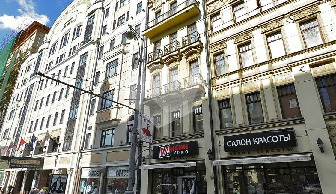 Коммерческая недвижимость Пресненский Вал улица