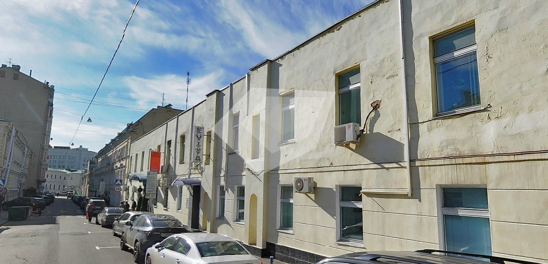 Офисные помещения Калашный переулок офисные помещения Юровская улица