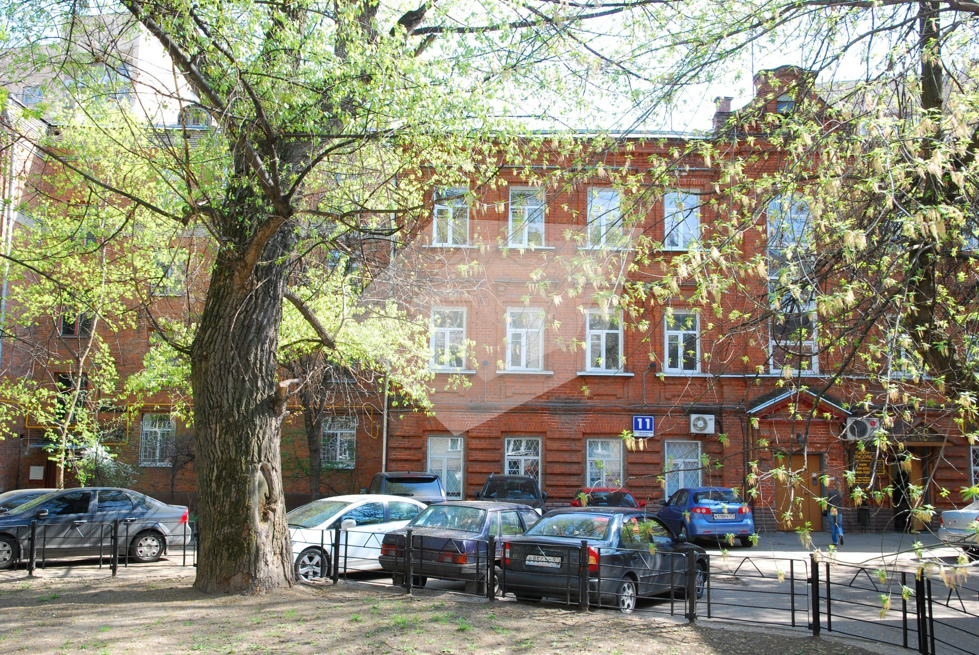 Аренда офиса в Москве от собственника без посредников Цимлянская улица