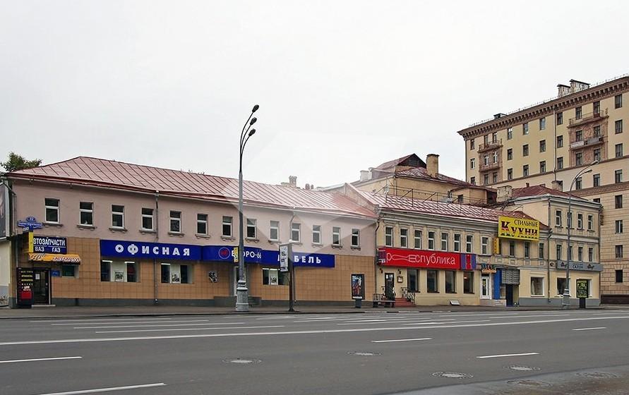 Помещение для персонала Садовая-Черногрязская улица аренда офиса смоленская площадь