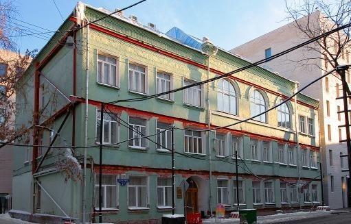 Бизнес центр Курсовой ОСЗ на Курсовом переулке аренда  Москва Курсовой переулок 17