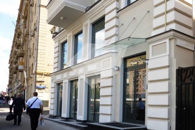 Арендовать помещение под офис Садовая-Сухаревская улица строительство коммерческой и жилой недвижимости