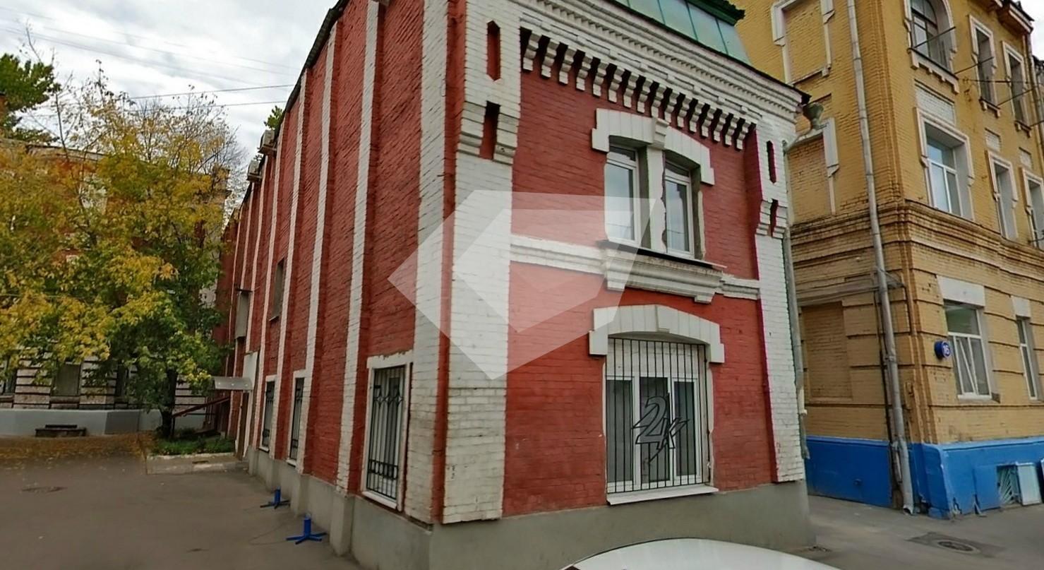 Помещение для персонала Монетчиковский 2-й переулок Аренда офиса 30 кв Одоевского проезд