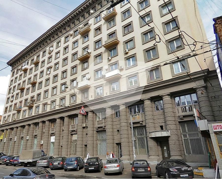 Арендовать офис Краснопрудная улица офисные помещения под ключ Трехгорный Вал улица