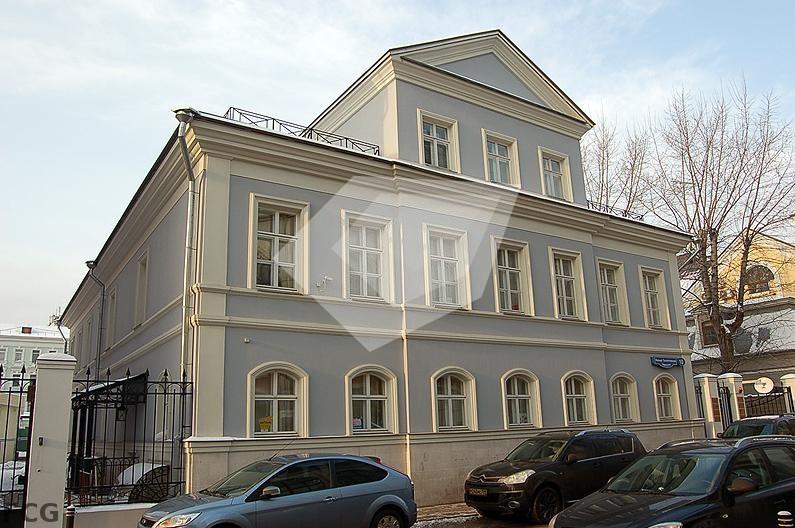 Снять помещение под офис Толмачевский Малый переулок офисные помещения Старослободская улица