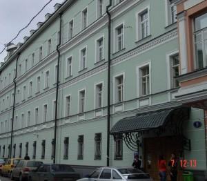 Аренда офиса 7 кв Дмитровский переулок аренда коммерческая недвижимость г.любе
