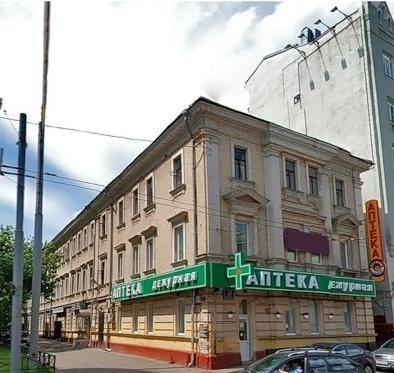 Аренда офисных помещений Новослободская улица коммерческая недвижимость ндв