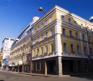 Аренда офиса 60 кв Демидовский Большой переулок Аренда офиса 20 кв Жуковского улица