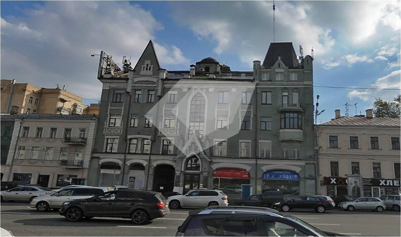 Снять помещение под офис Садовая-Каретная улица аренда офиса краснодра