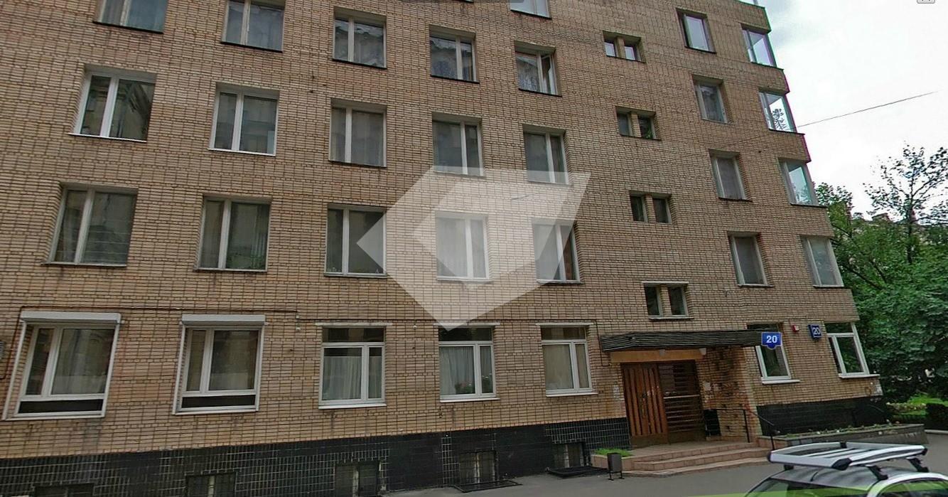 аренда офиса от 10 м2 ул.осташковская