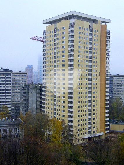 Жилой дом «Вернадского 42 к1» - Жилое здание на проспекте ... a860ffd8e58