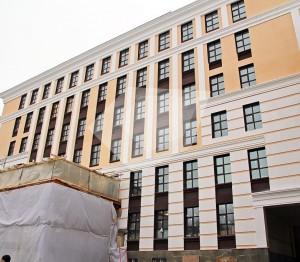Коммерческая недвижимость Басманный тупик коммерческая недвижимость Москва приморский район