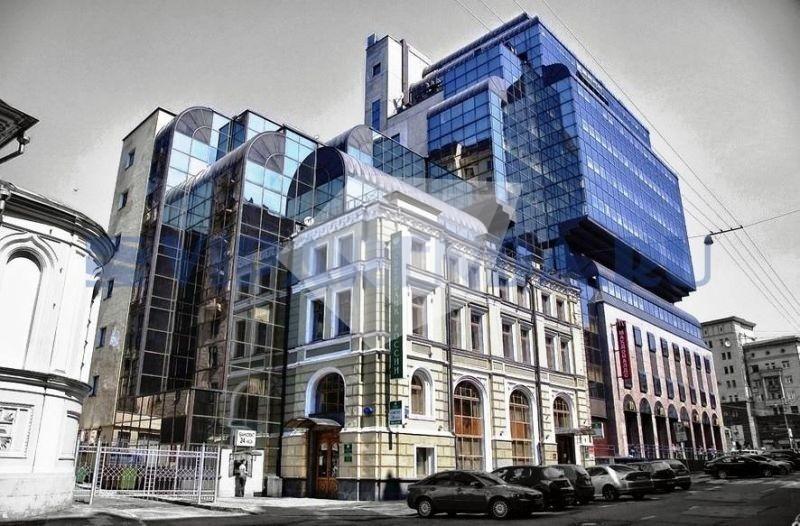 Поиск офисных помещений Газетный переулок аренда офиса смоленском пассаже