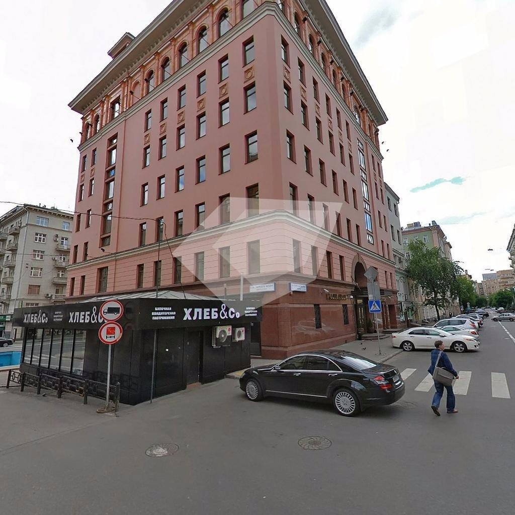 2 тверская ямская аренда офиса бизнес-центр коммерческая аренда недвижимости в москве