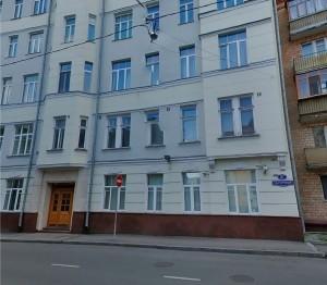Коммерческая недвижимость Скатертный переулок Аренда офиса 20 кв Сусальный Нижний переулок