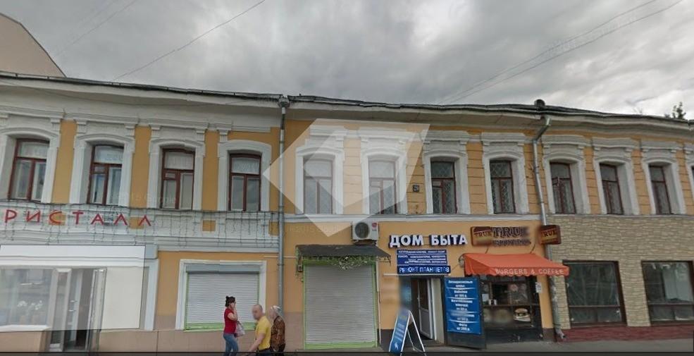 Аренда офиса 15 кв Бауманская улица коммерческая недвижимость краснодара кмр