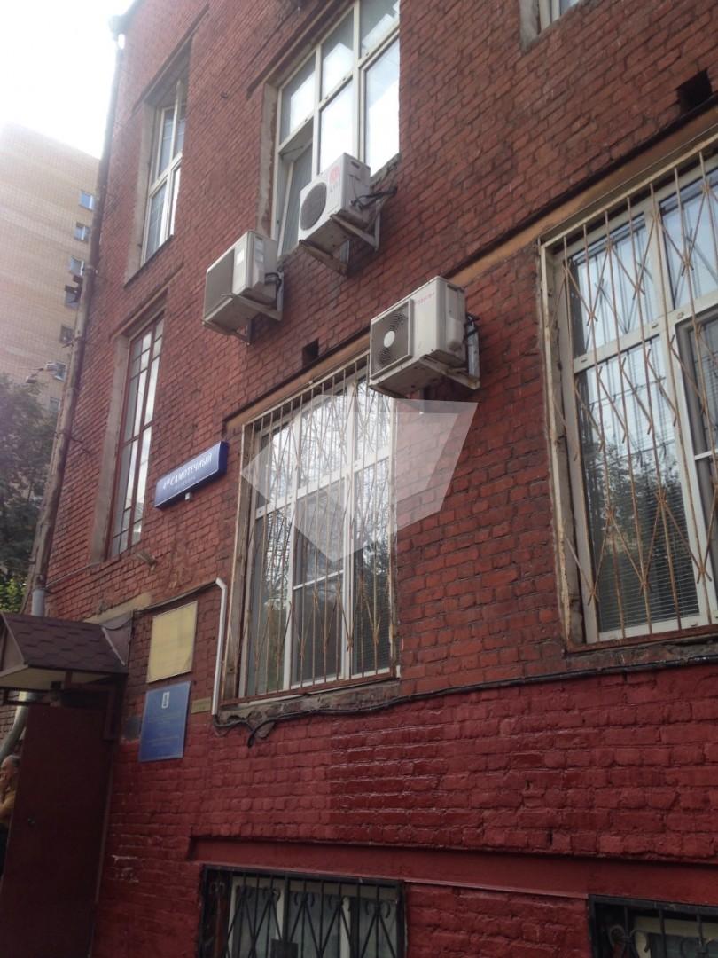 Помещение для фирмы Самотечный 4-й переулок Снять помещение под офис Девяткин переулок