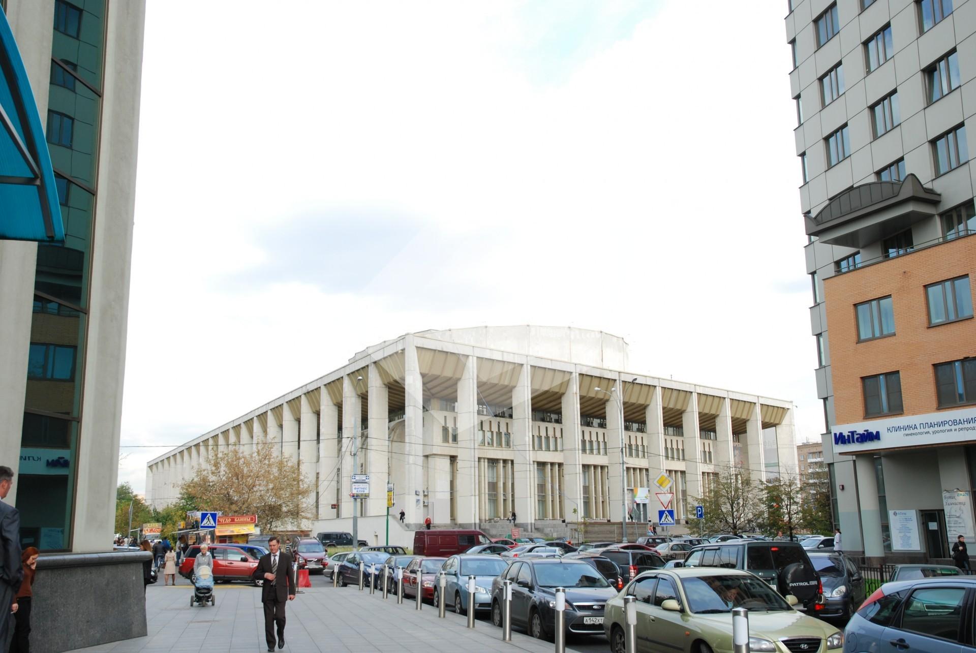 Помещение для персонала Комсомольский проспект аренда коммерческой недвижимости в соколе