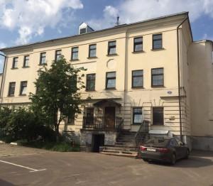 Коммерческая недвижимость Сыромятническая Нижняя улица Аренда офиса 60 кв Химкинский бульвар