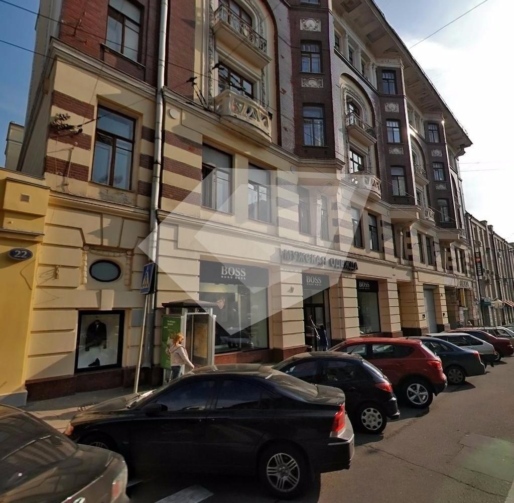 Аренда офисных помещений Дмитровка Большая улица поиск помещения под офис Динамовская улица