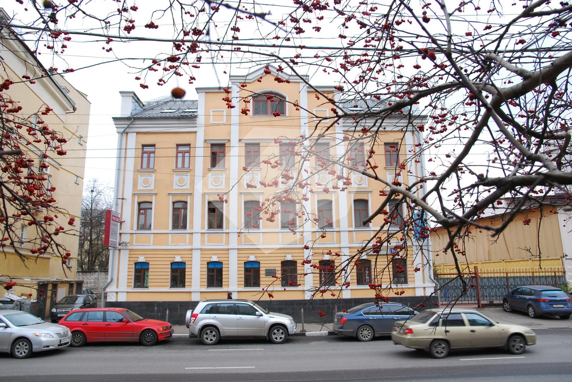 Офисные помещения Люсиновская улица аренда коммерческой недвижимости в москве из рук в руки