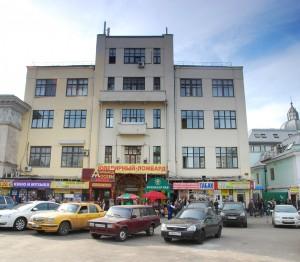 Москва площадь тверской заставы 3 офис 410 обзор рынка коммерческой недвижимости смоленск