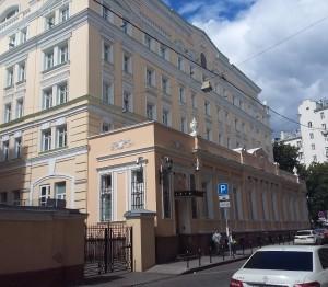 Аренда офиса 35 кв Леонтьевский переулок Аренда офисных помещений Сыромятническая Верхняя улица