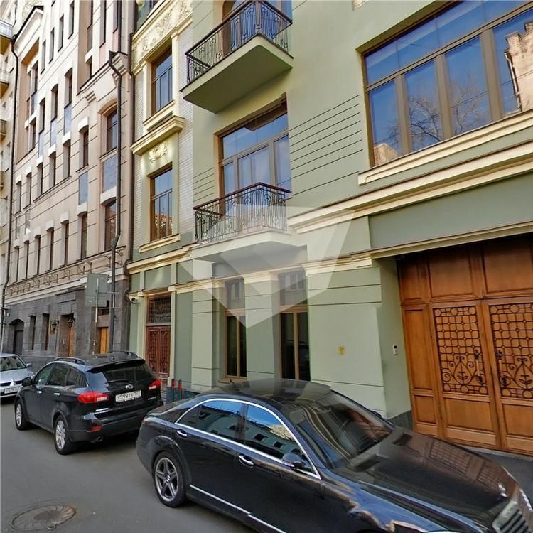 Помещение для персонала Тишинский Малый переулок коммерческая недвижимость Москва под общепит