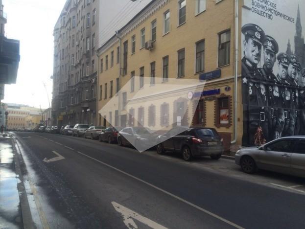 Поиск помещения под офис Садовая-Каретная улица коммерческая недвижимость агентства