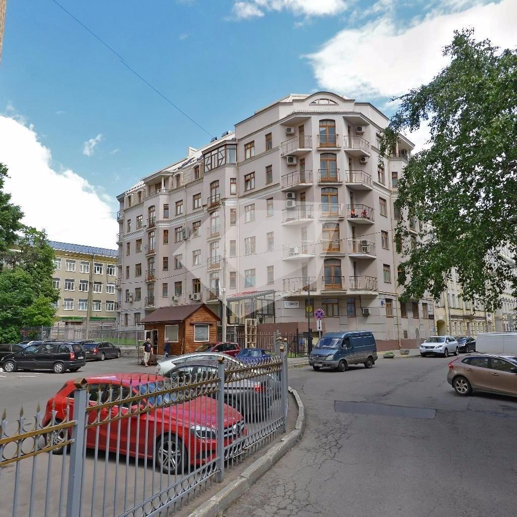 поиск Коммерческой недвижимости Новопресненский переулок