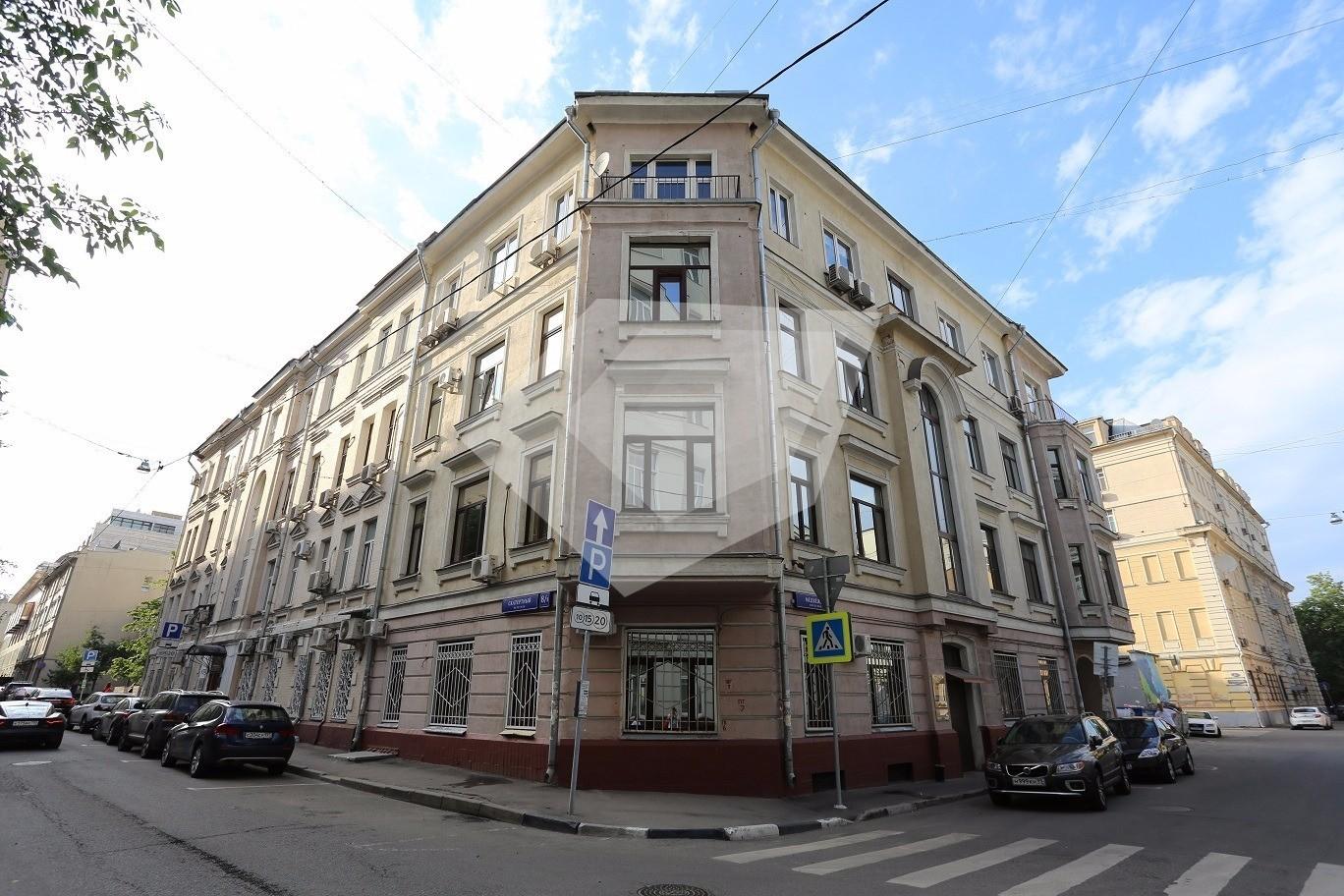 Аренда офиса скатертный переулок дом 8 коммерческая недвижимость в болгарии варна