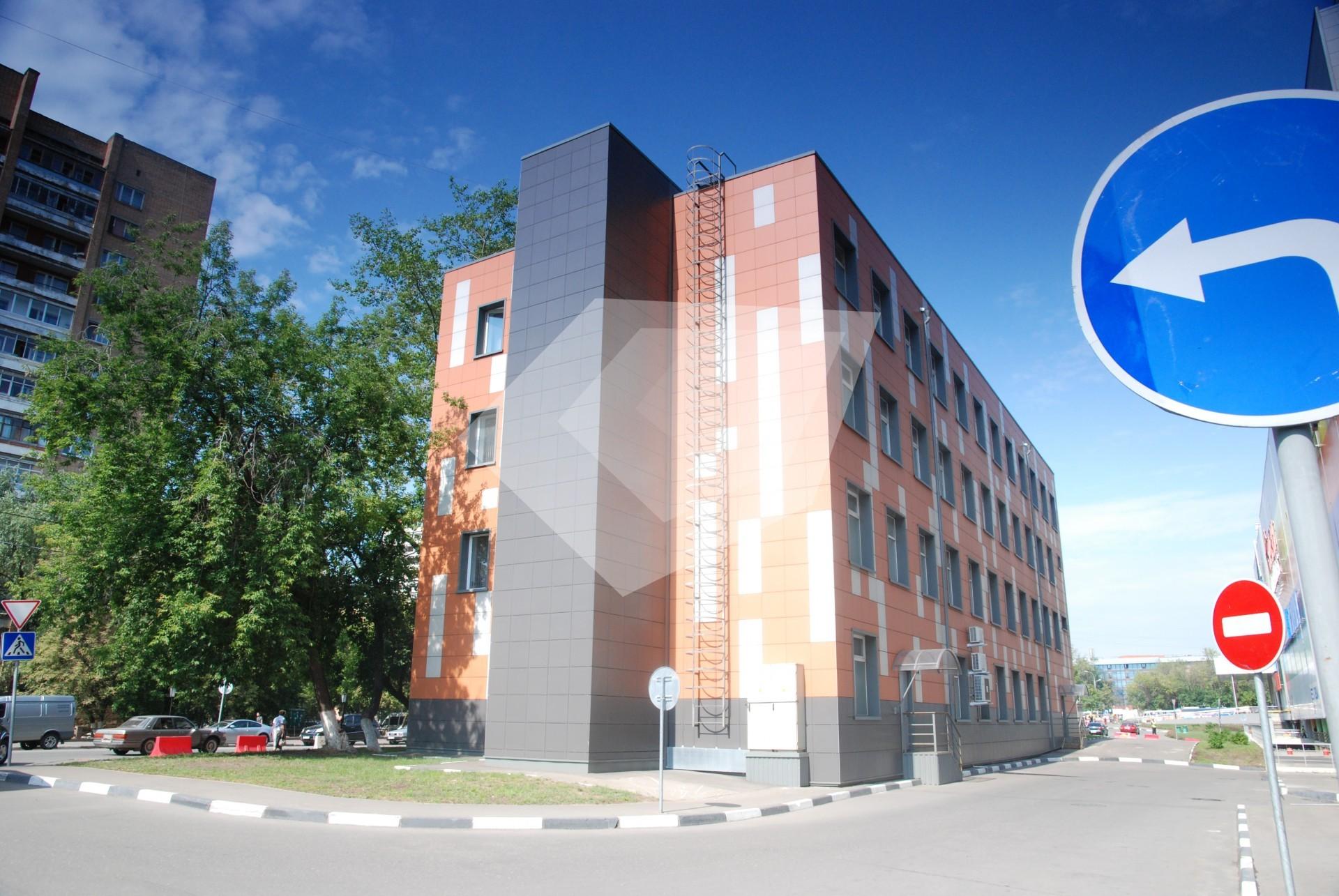 помещение для персонала Нововаганьковский переулок