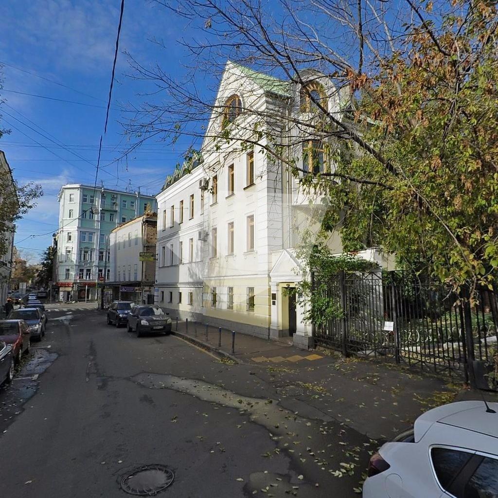 Аренда офисных помещений Лялин переулок арендовать офис Парковая 2-я улица