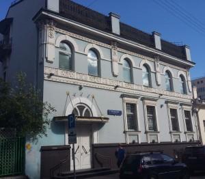 Поиск Коммерческой недвижимости Скарятинский переулок снять помещение под офис Андроньевская Малая улица