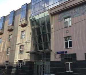 Аренда офиса 50 кв Мансуровский переулок коммерческая недвижимость торревьехи