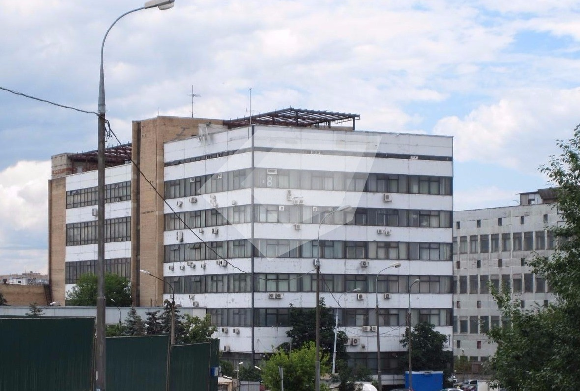 Помещение для персонала Парковая 2-я улица офис в аренду на сутки в москве