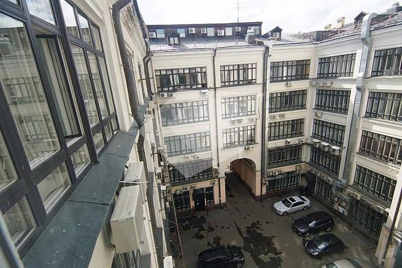 Аренда офиса в большой черкасский пер Аренда офисных помещений Люберецкий 2-й проезд