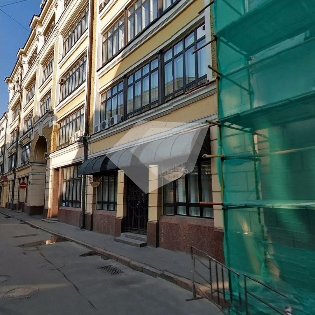 Аренда офисных помещений Ослябинский переулок почасовая аренда офиса краснодар