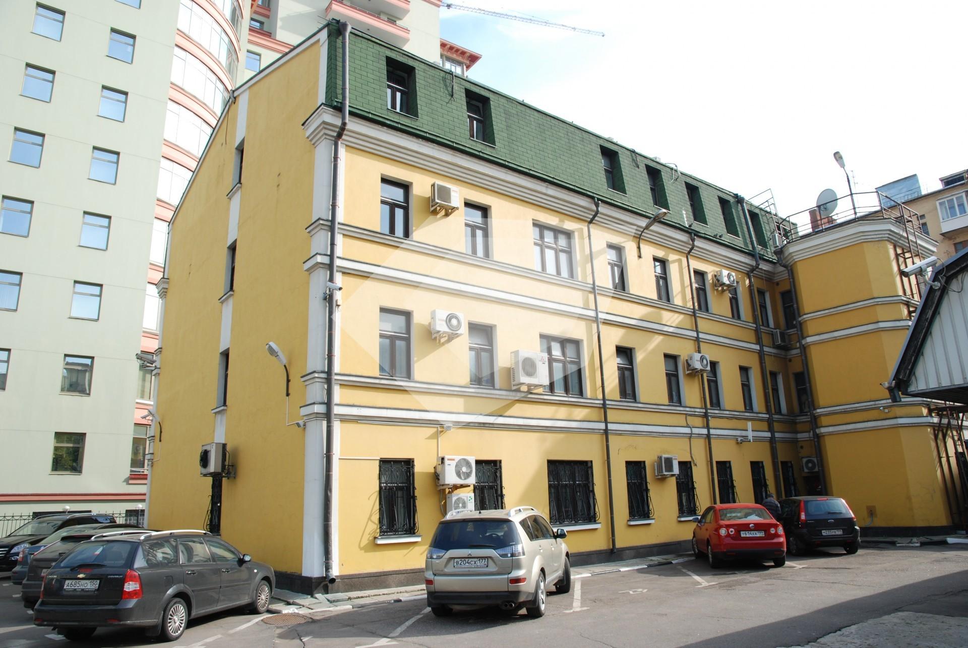 Аренда офиса 35 кв Долгоруковская улица аренда офиса м. пражская