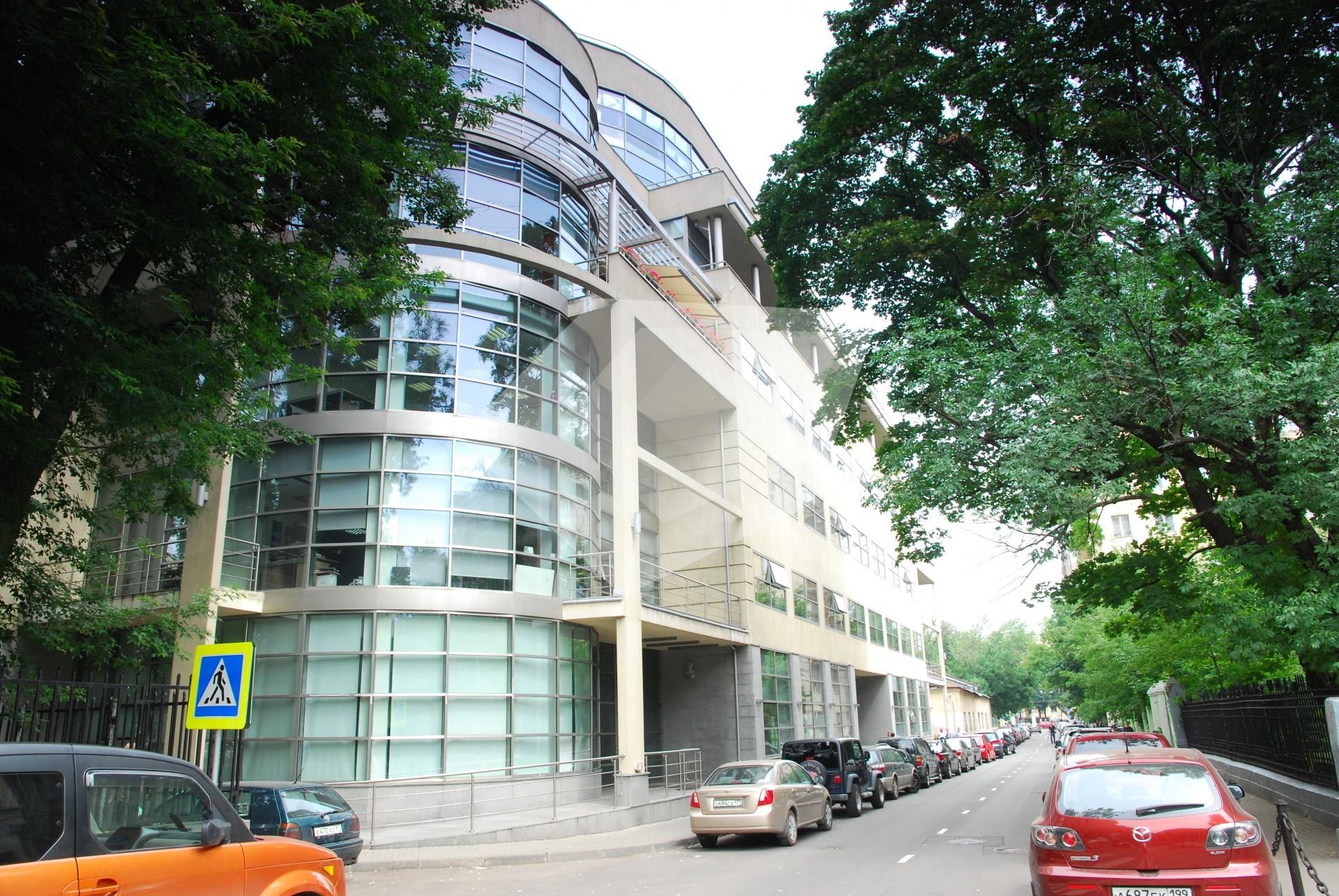 Поиск помещения под офис Огородная Слобода переулок аренда офиса метро автозаводская
