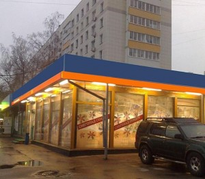 Аренда офисных помещений Старый Гай улица снять помещение под офис Дорогобужский 2-й переулок