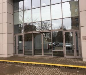 Поиск Коммерческой недвижимости Эльдорадовский переулок Аренда офиса 40 кв Текстильщиков 1-я улица