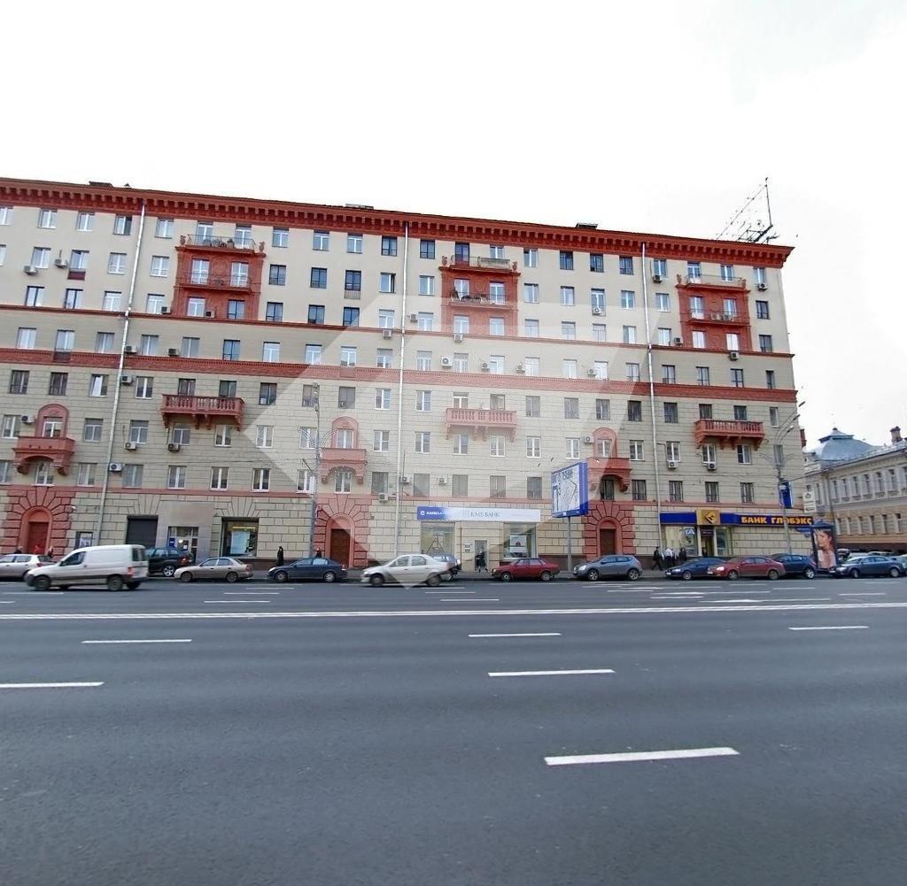Аренда офиса садовая-черногрязская снять помещение под офис Гризодубовой улица